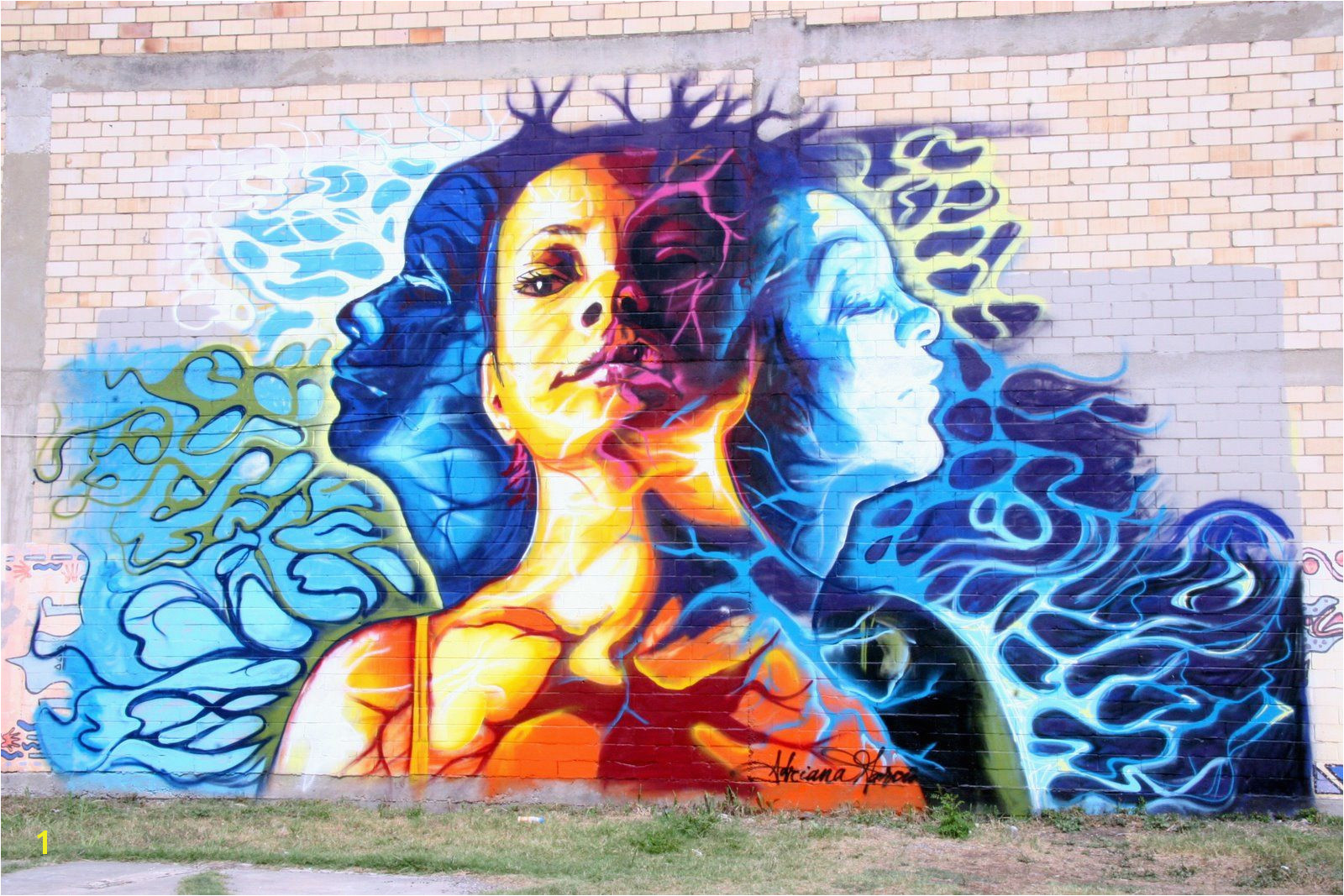 Wall Murals In San Antonio San Antonio Street Art Hispanic Art Pinterest
