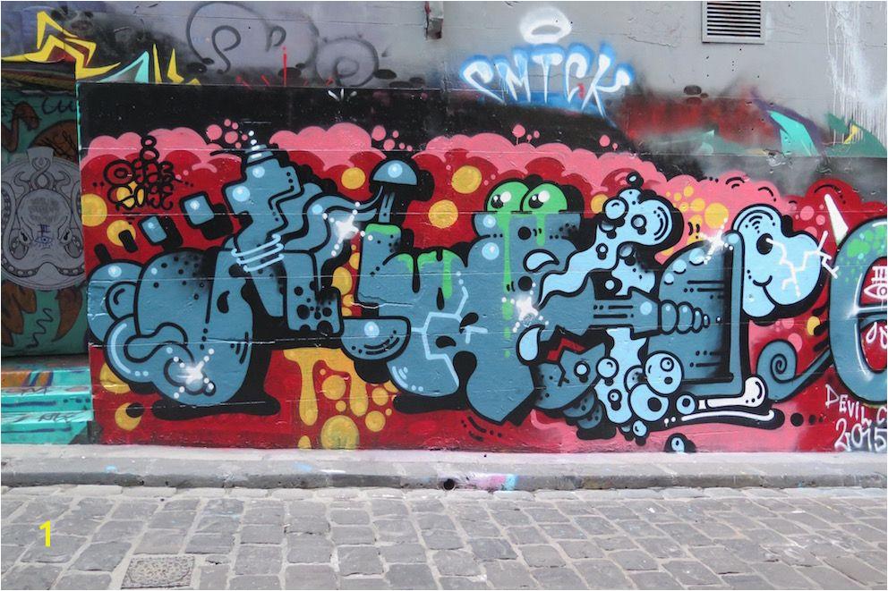 Wall Murals Melbourne Melbourne Graffiti Aug 2015 Land Of Sunshine