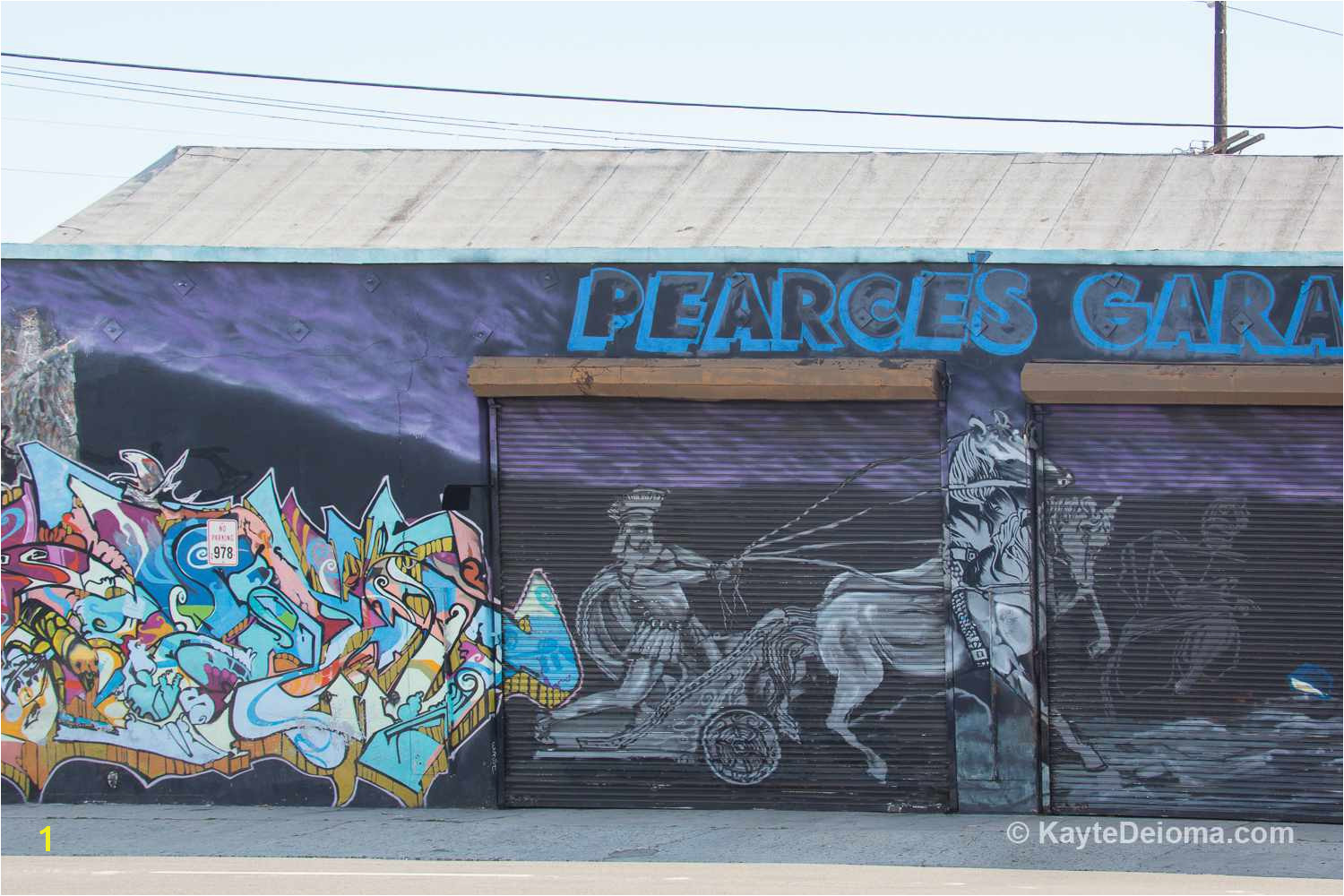 Wall Murals orange County Exploring the Downtown Los Angeles Arts District