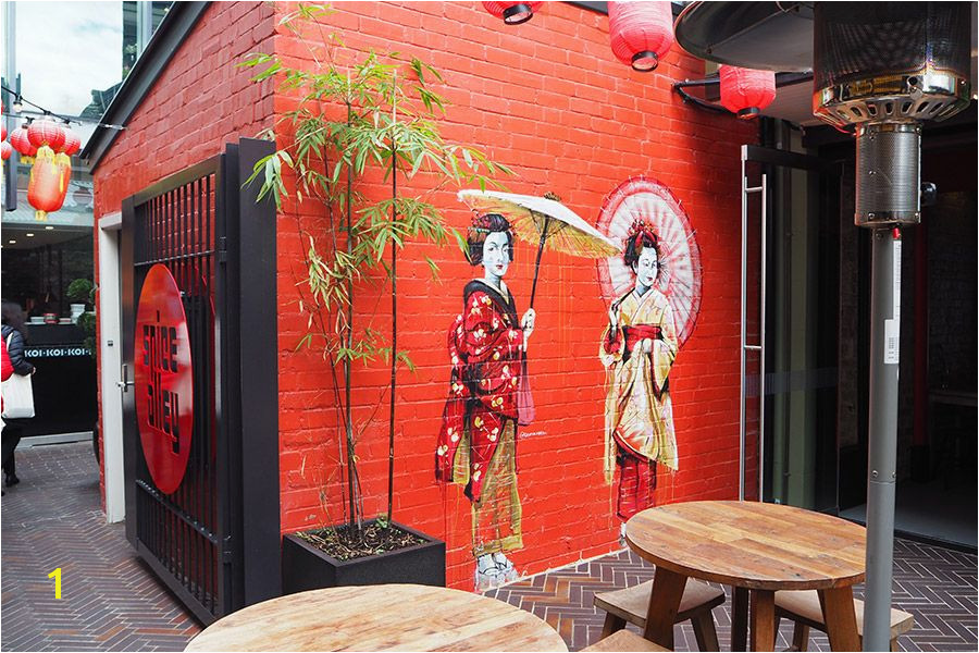 Murals in Chippendale one of Sydney s up and ing neighborhoods