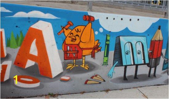 Wall Murals toronto Street Art Picture Of toronto Tario Tripadvisor