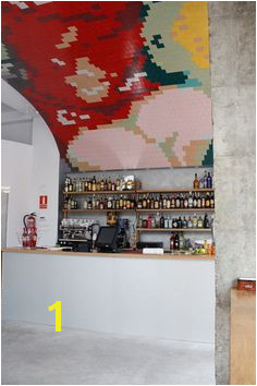 Amazing Mosaic Tile Mural by Agencia de Construcci³n de Ideas in interior design architecture Category mercial