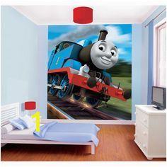Walltastic Thomas & Friends Wall Mural 2 44m x 2 03m