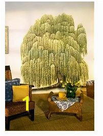 Weeping Willow Mural