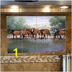 Another idea for a kitchen or bathroom backsplash These tiles are fabulous Rod s True Western Living