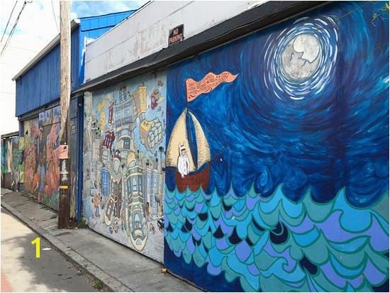 Balmy Alley Murals San Francisco Aktuelle 2019 Lohnt es sich Mit fotos