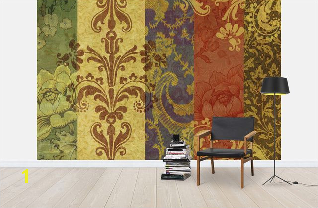 Bohemian Rhapsody Wallpaper Color Pallets Bohemian Decor Vibrant Colors Wall Murals