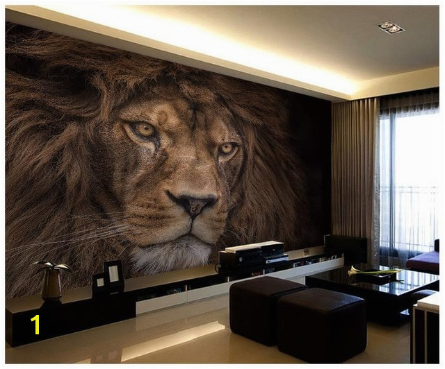 Wildlife Murals for Walls 3d Tapete Custom 3d Wandbilder Wallpaper Tiere Wand Papier Hd