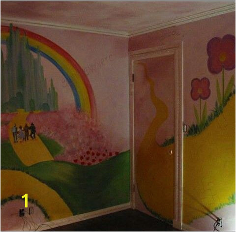 Kids room The wizard of oz Pinterest