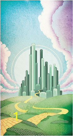 The Emerald City The Wizard of Oz