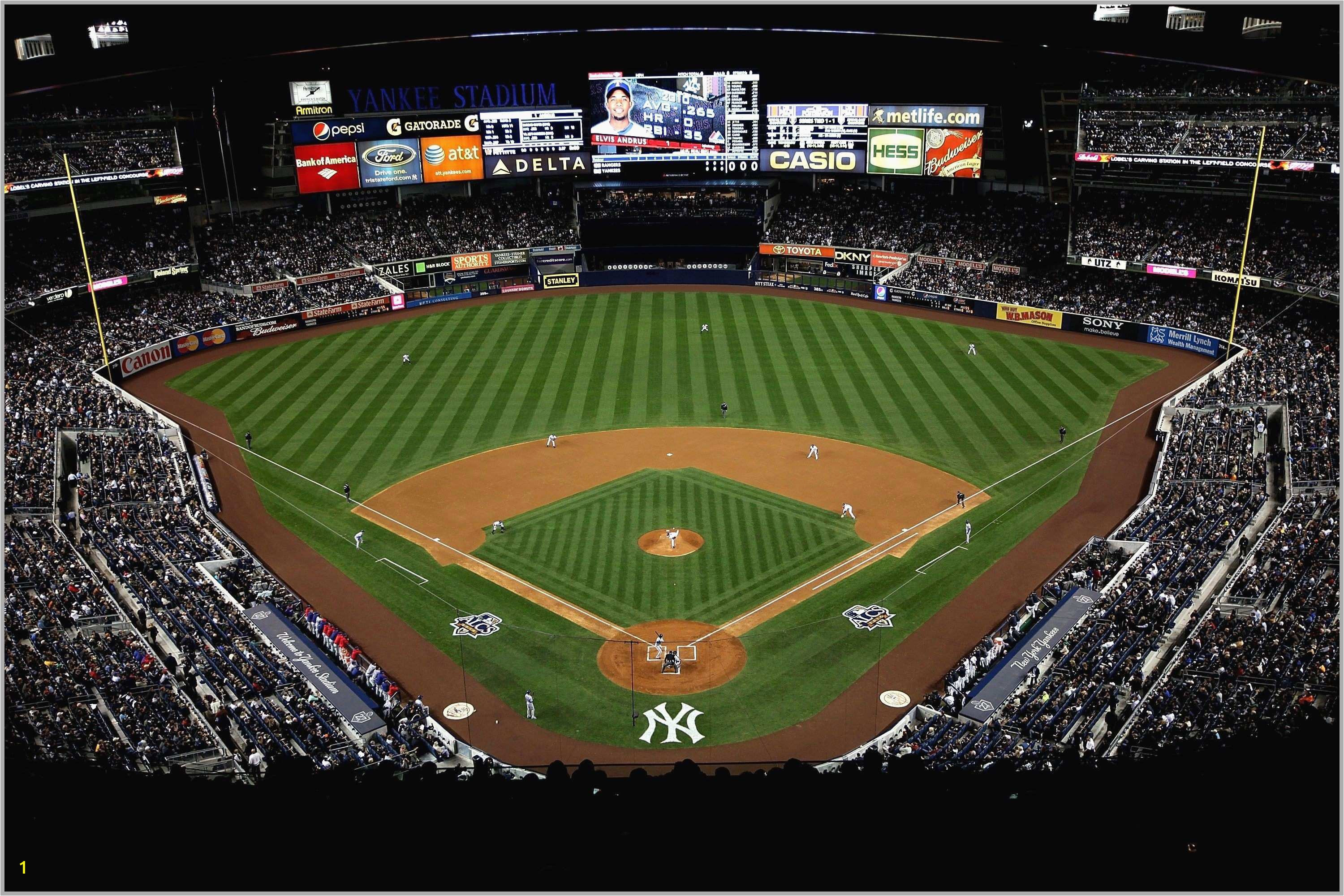 Baseball Stadium Wallpaper Murals Wonderfully Yankee Stadium Wallpapers 2018 72 Background