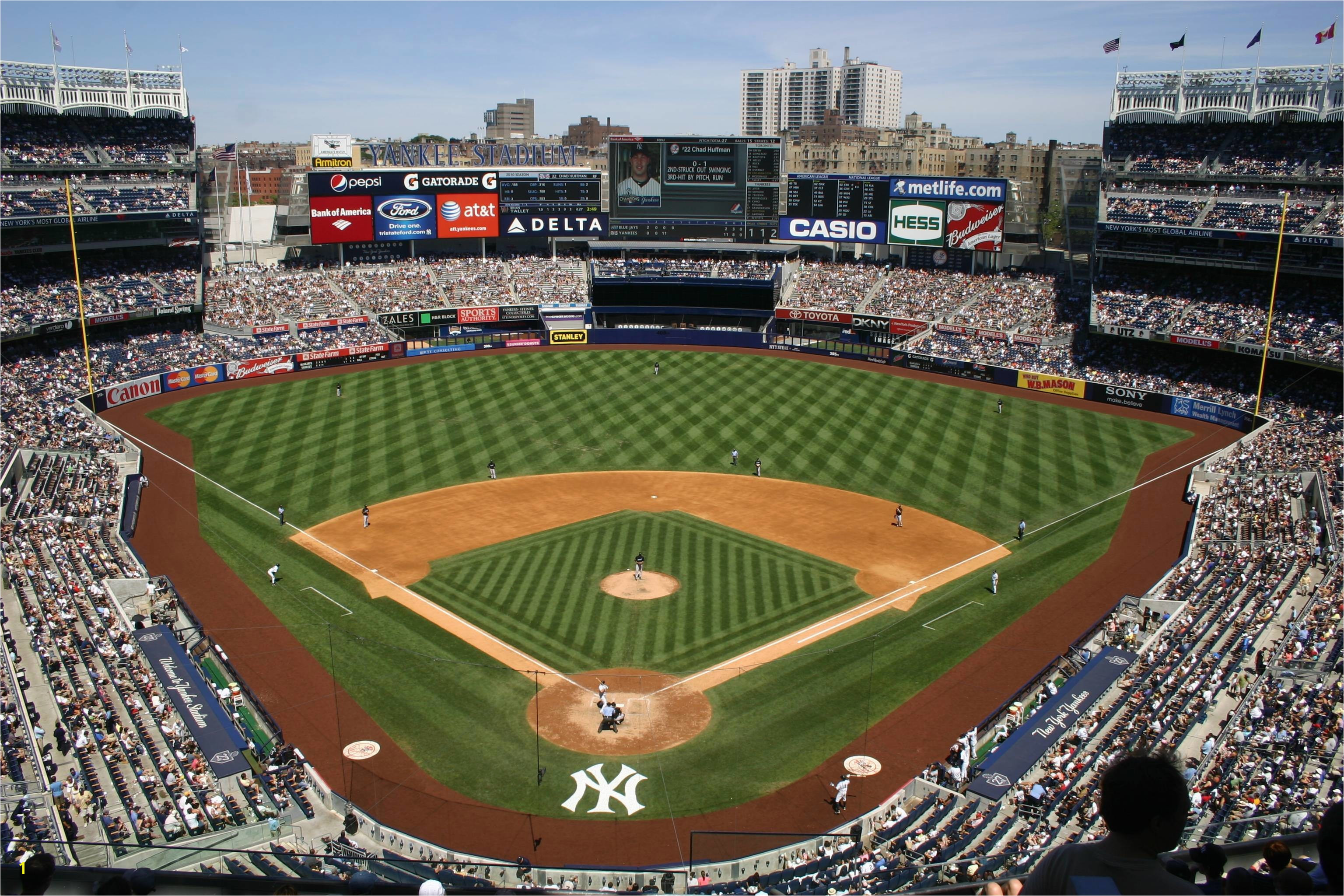 3072x2048 New York Yankees Stadium Wallpaper Viewing Gallery