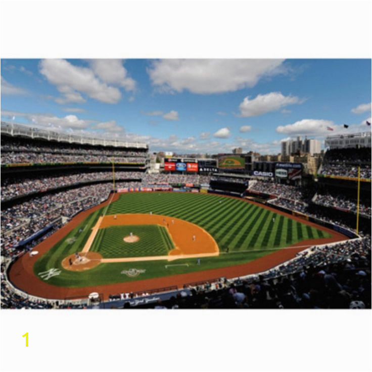 Yankee Stadium Wall Mural 54 Best York Yankees Stuff I Want