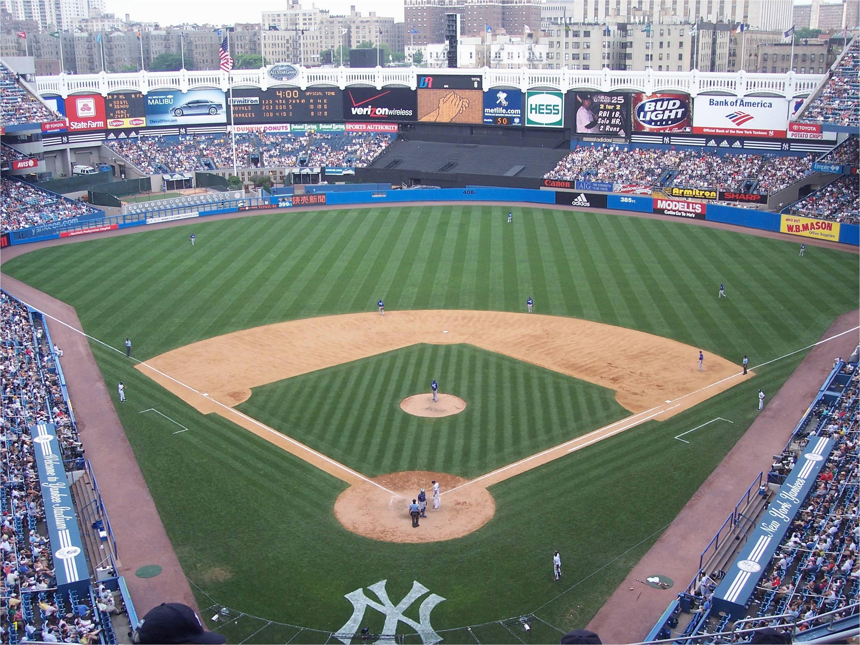 Yankee Stadium Wallpapers 2015 2856x2142