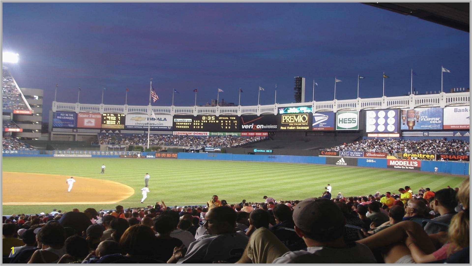 Yankee Stadium Wallpaper Mural Related Post