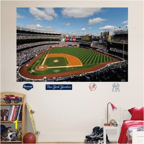 Exceptional Yankee Stadium Wall Mural · Yankee Stadium Wall Mural Part 21