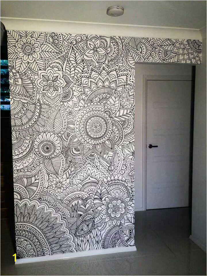 A wall for coloring Have every person that es in color a little until it s plete D sooo fun