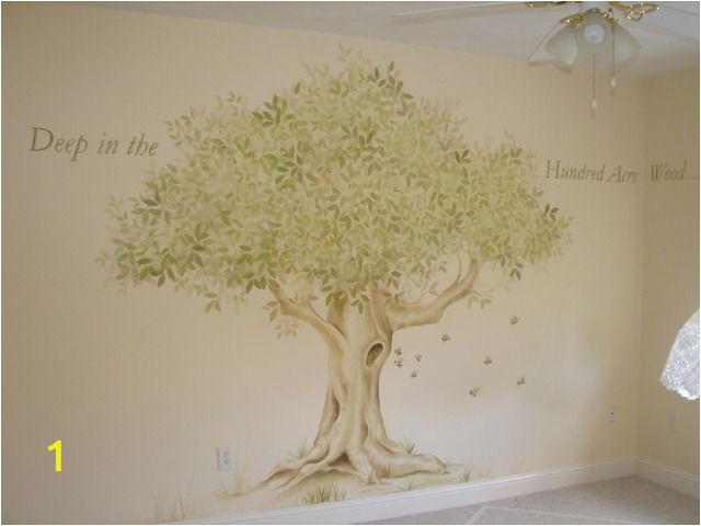 100 Acre Wood Wall Mural Hundred Acre Wood Wall Mural Google Search