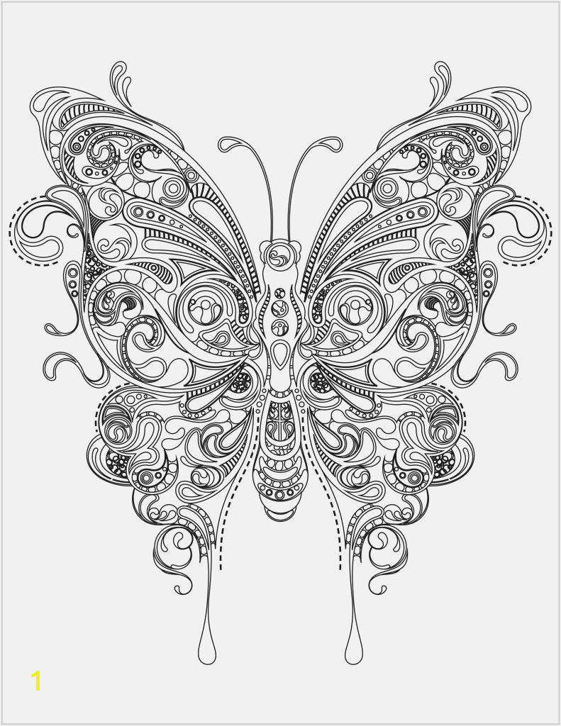 butterfly coloring pages to print free