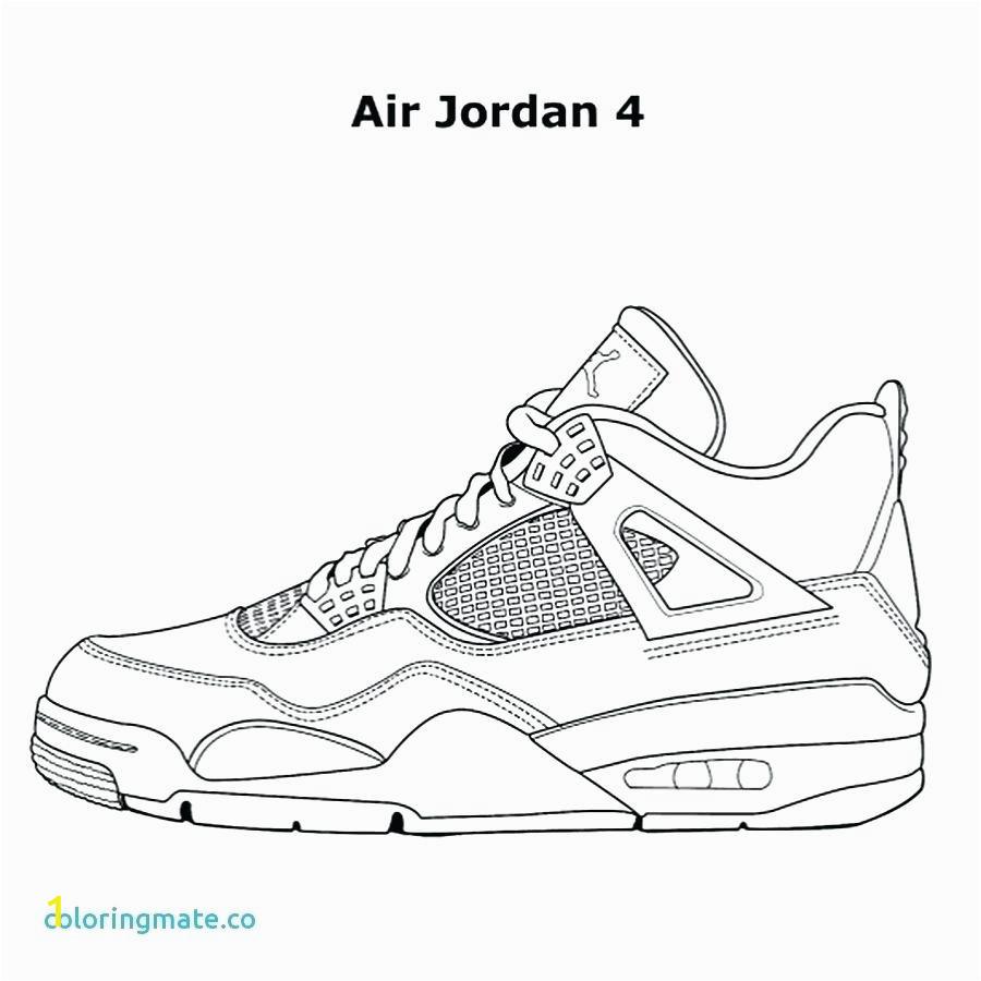Air Jordan 11 Coloring Page Coloring Book Nike Shoe Coloring Sheets to Print Lebron