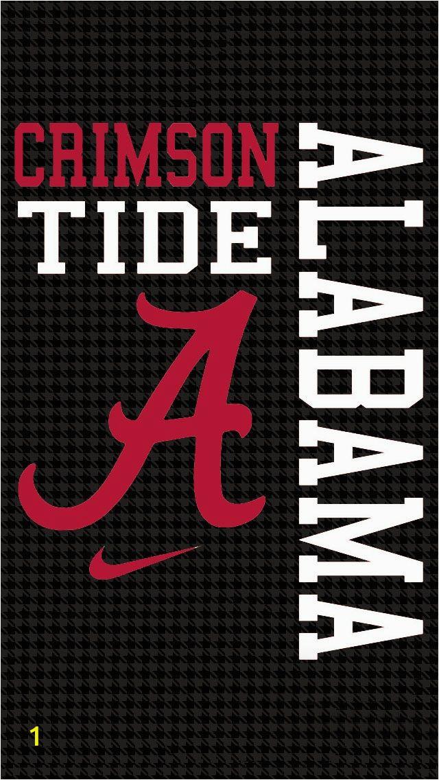 Alabama Football Wall Murals Alabama Crimson Tide Football Wallpaper Alabama Crimson