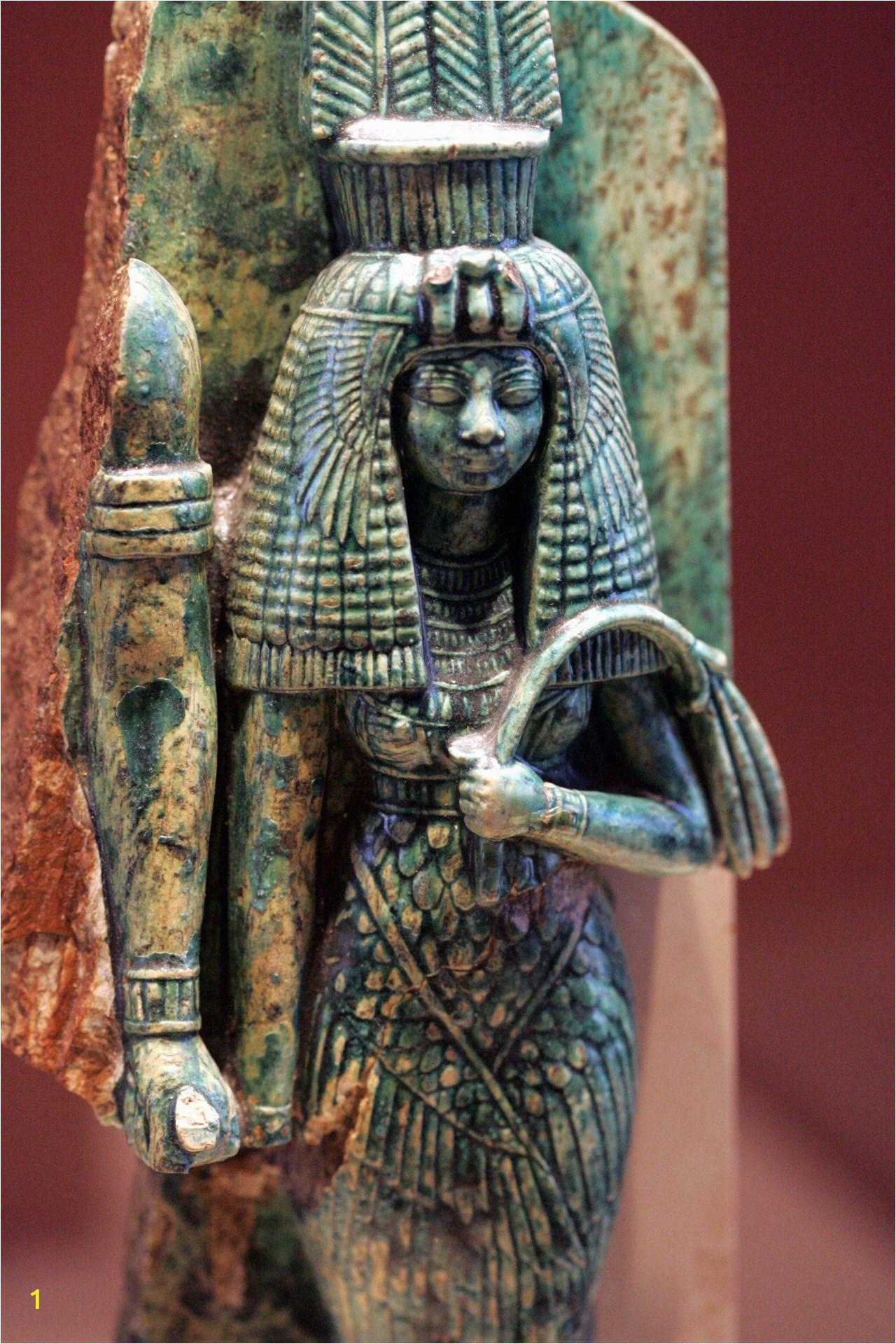 Amenhotep and Nefertiti Wall Murals Emthehistorygirl Queen Tiye Dressed as the Goddess Nekhbet