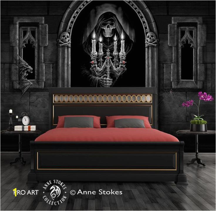 Anne Stokes Wall Murals Gothic Wall Murals