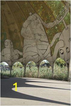 650d9aeabf9c050b de4e3ced95 land art urban art
