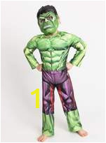 tu online exclusive marvel avengers hulk costume