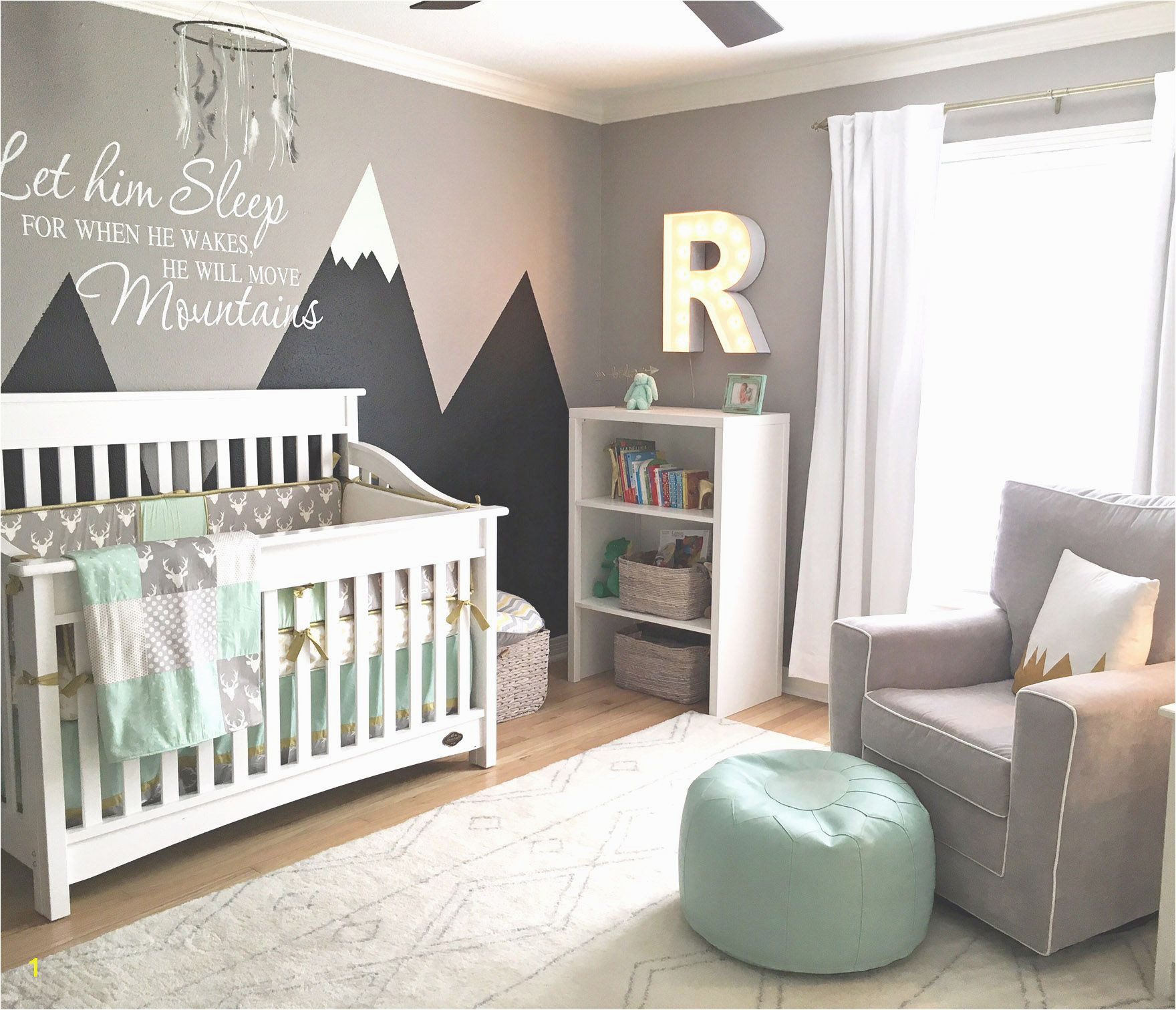Baby Wall Mural Ideas 12 Nursery Trends for 2017