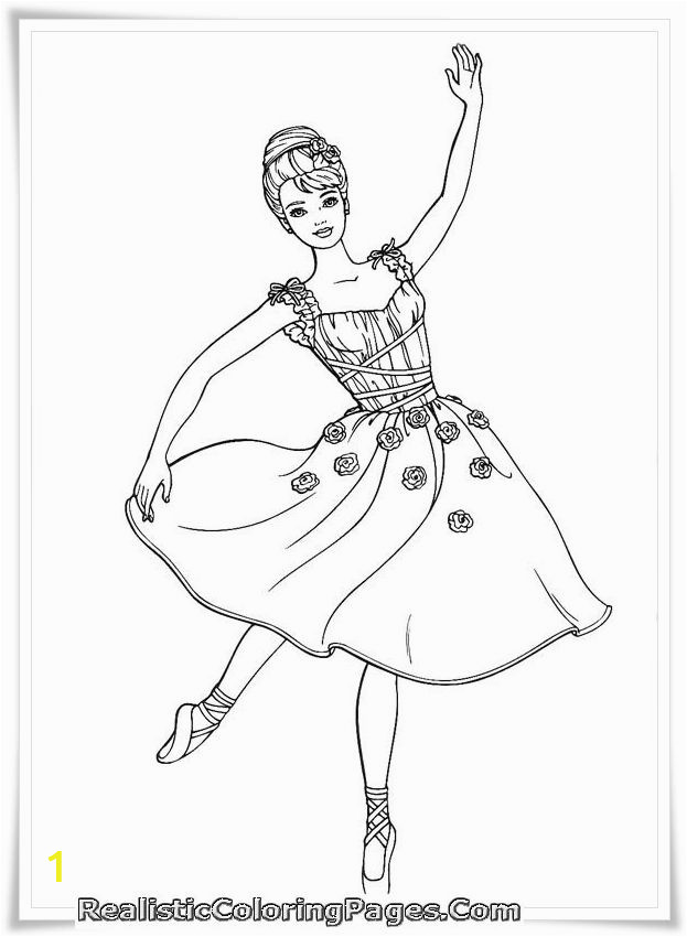 Barbie 12 Dancing Princesses Coloring Pages Printable Barbie and 12 Dancing Princesses Coloring Sheet