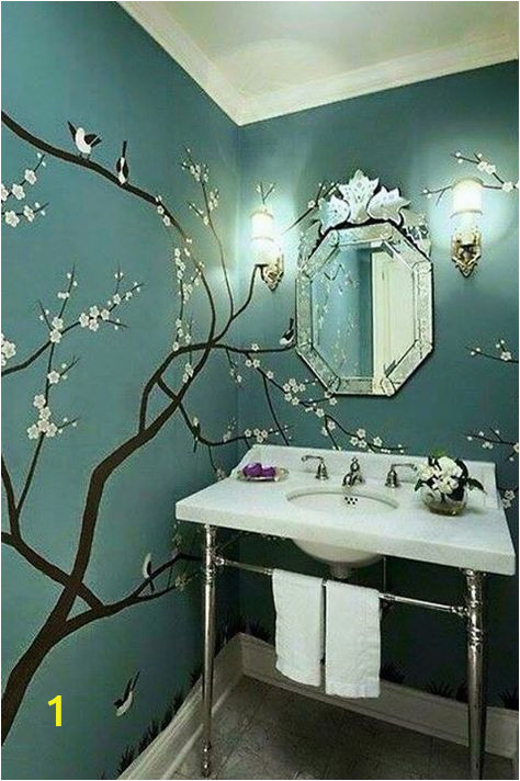 520d3ee1ff21f6af7959ba2c8e714fe7 bathroom mural bathroom ideas