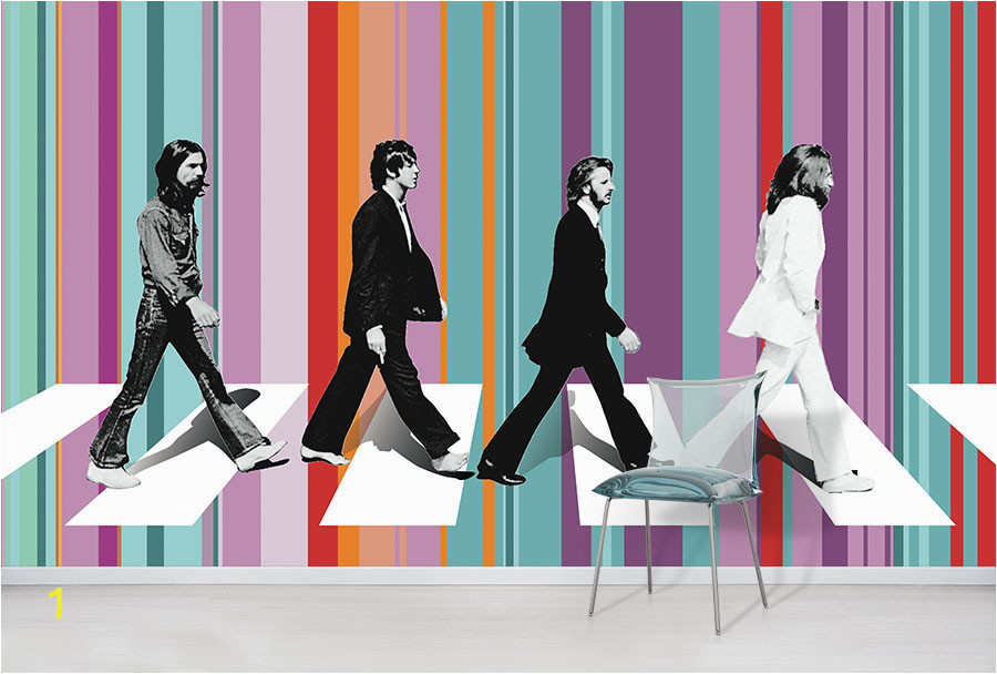Beatles Abbey Road roomset