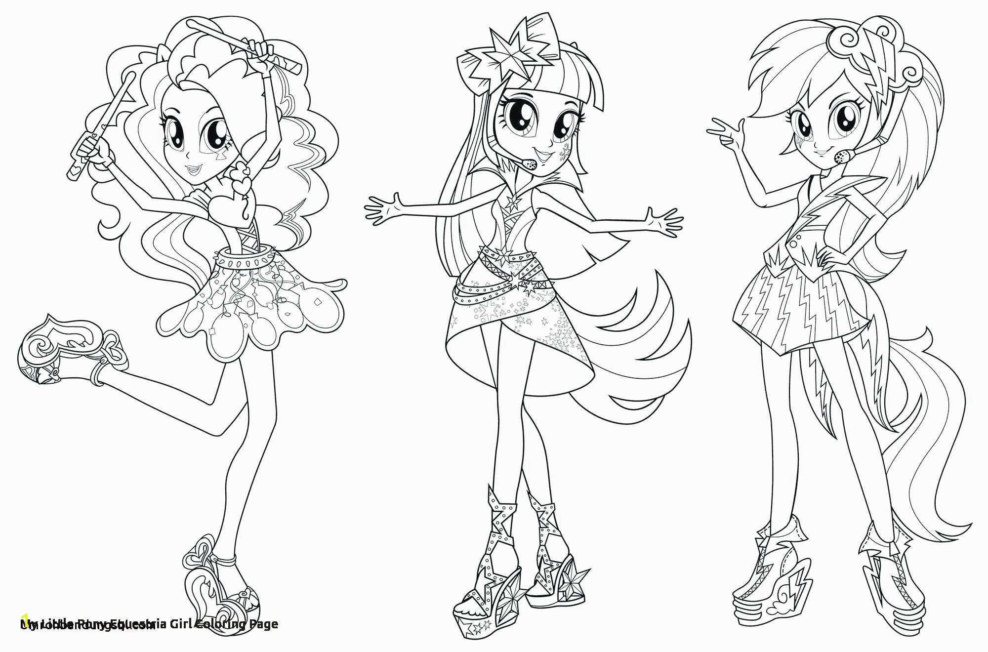 my little pony coloring pages strong women friendship is magic twilight sparkle pages