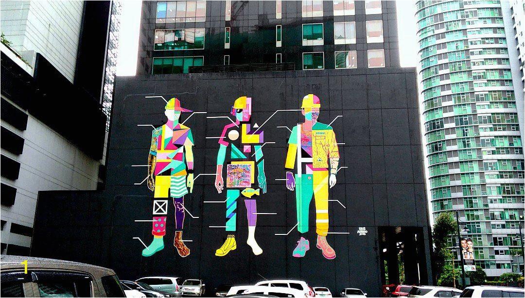 Bgc Street Art and Wall Murals 15 Most Instagrammable Street Art In Bgc