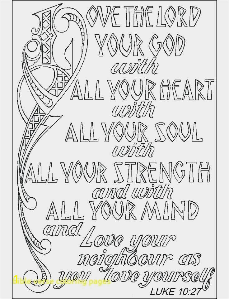Bible Coloring Pages On Faith Bible Verse Coloring Pages Download Coloring Page for Adult