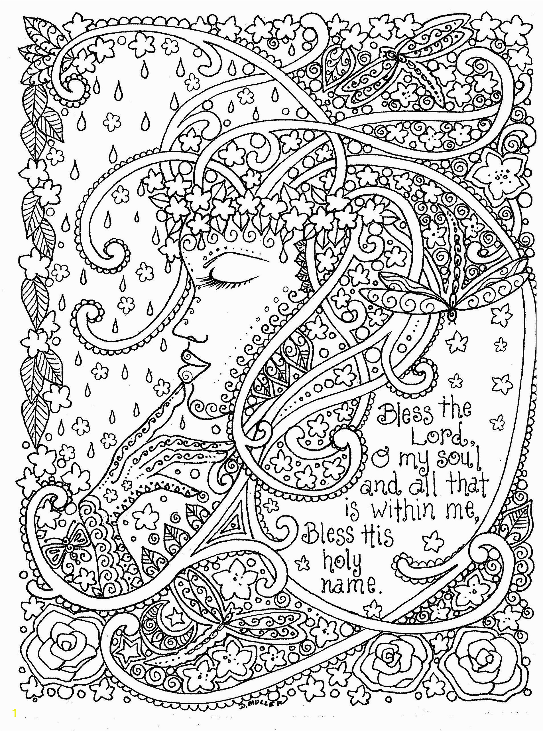 Bible Coloring Pages On Faith Pin On Color Qoutes