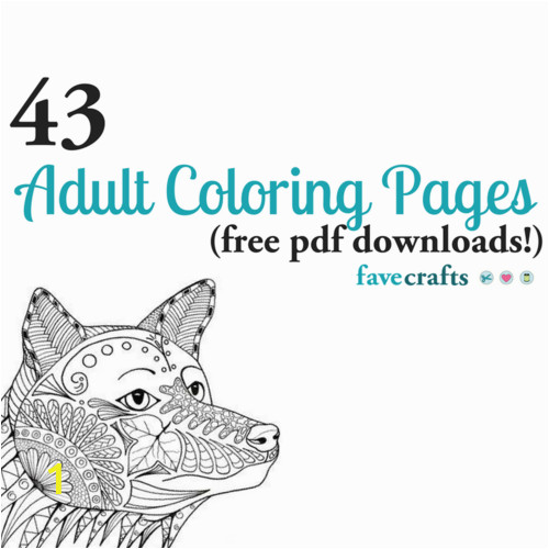 43 Adult Coloring Pages 500 ID