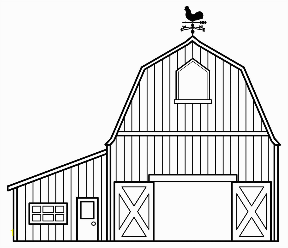 84d8a40bd31d42aeeecaf3306bbc79e0 barn outline cliparts free clip art free clip art 1200 1032
