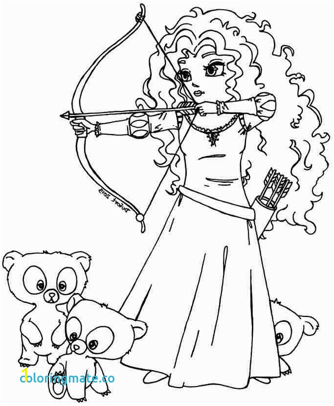 951a dec78ffa47abed31b37ad disney princess merida coloring pages brave coloring pages 683 830