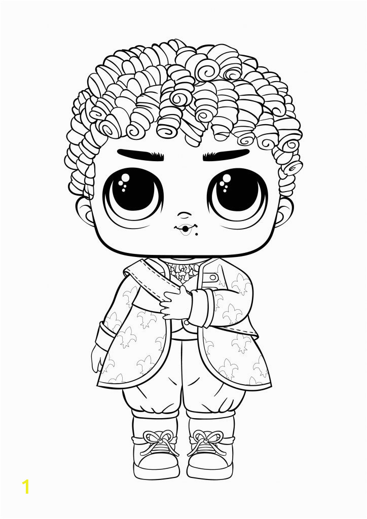 coloring pages boy 724x1024