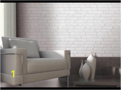 0db39f8bc09ad9be903b568a524e96de white brick wallpaper brick effect wallpaper