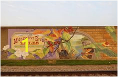 Cape Girardeau Flood Wall Mural 27 Best Colorful Murals Images