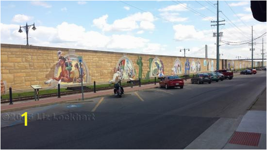 Cape Girardeau Flood Wall Mural Missouri Wall Of Fame Picture Of Missouri Wall Of Fame