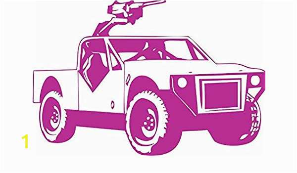 Cars 2 Wall Murals Design with Vinyl 2 Pro 209 Decor Item Military Car Bat