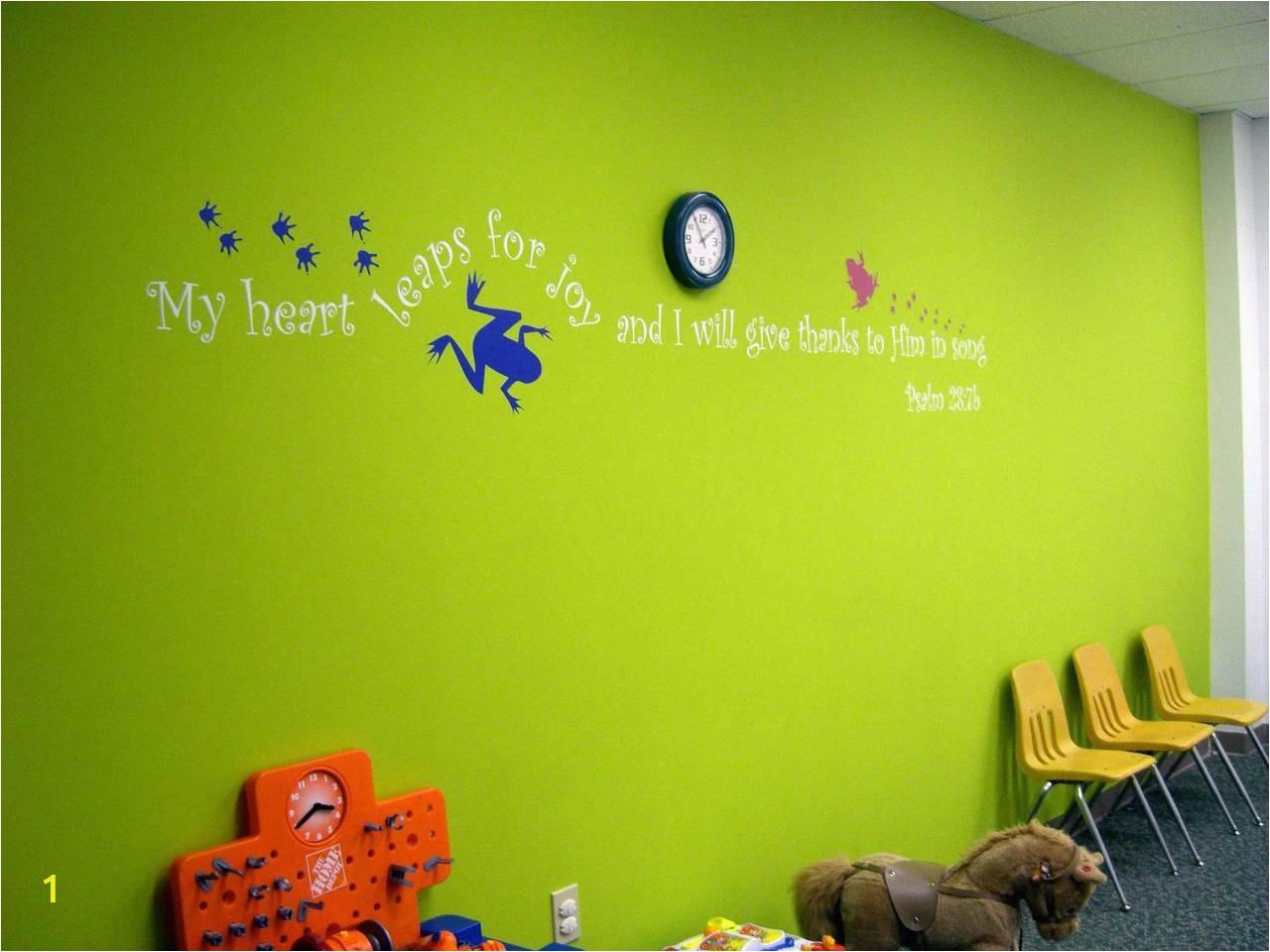 Church Nursery Wall Murals Bible Murals for Classroom Walls