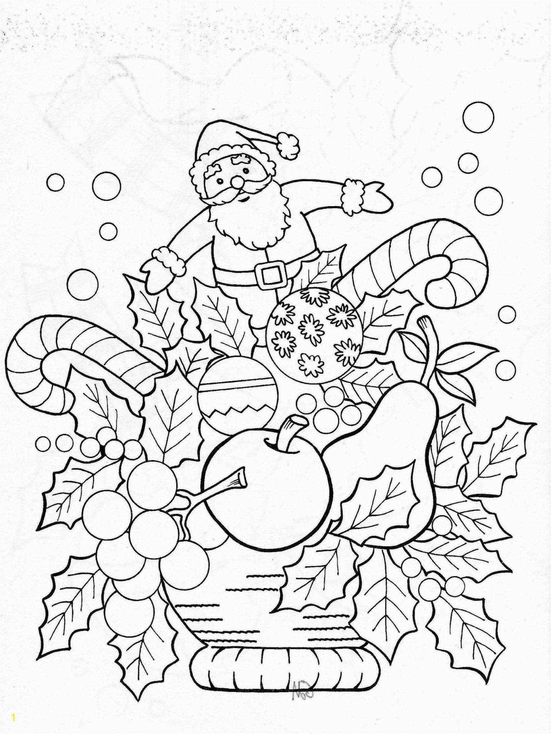 Cool Art Coloring Pages Christmas Coloring Pages for Printable New Cool Coloring