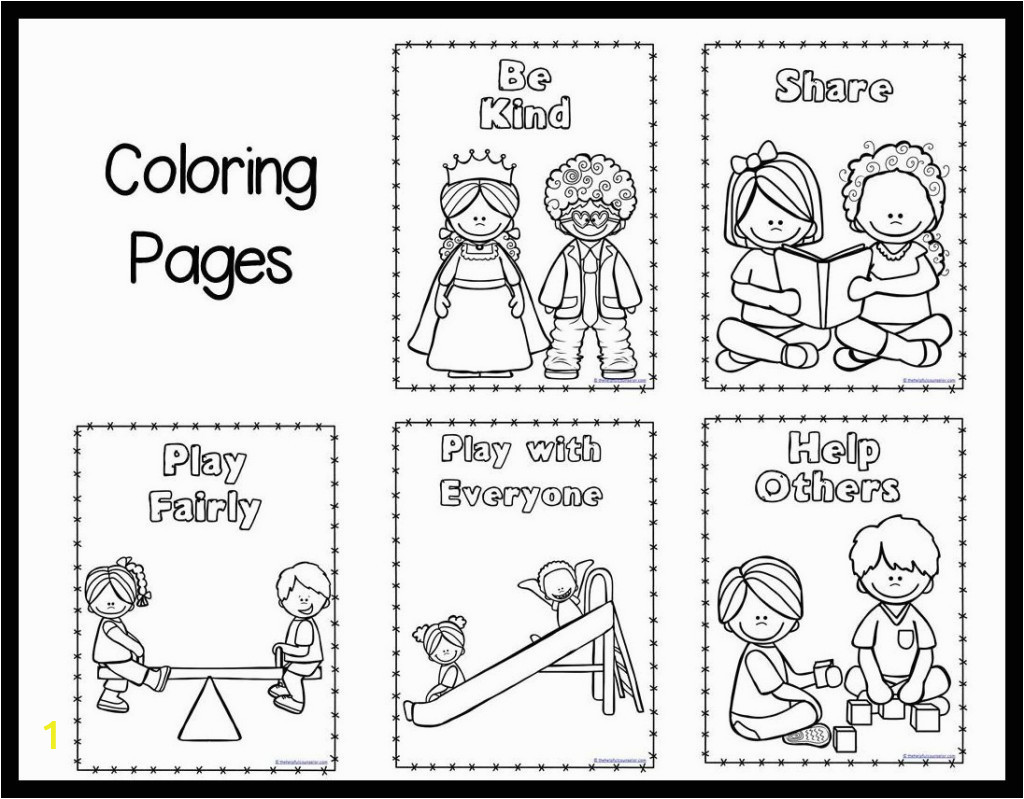 coloring pages astonishing kindness free printable picture ideas