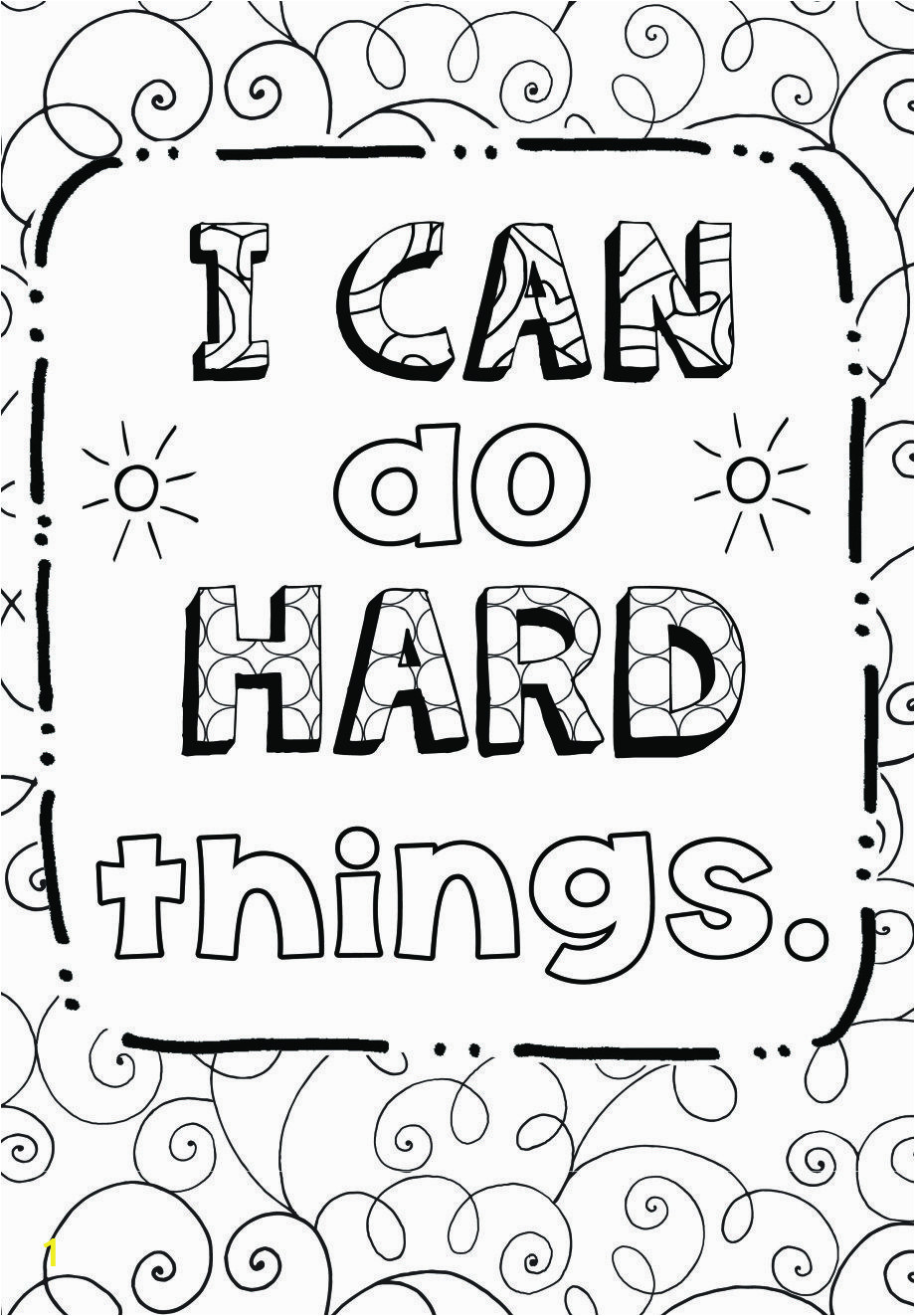 Coping Skills Coloring Pages Free Coloring Page Growth Mindset Growth Mindset