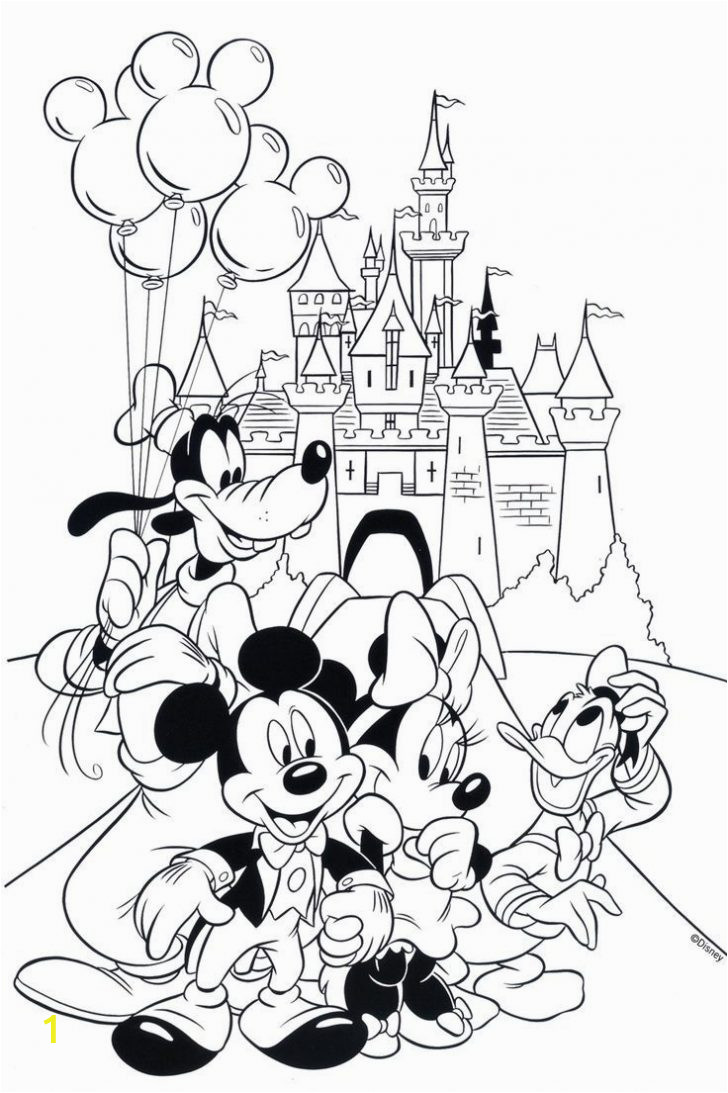 mickey mouse halloween coloring pages crayola giant postcard book doll colouring the selection princess ariel race car nella knight paw patrol christmas animal mandala for 728x1093